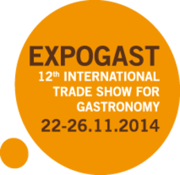 Visit us at EXPOGAST from 22nd till 26 th November-12